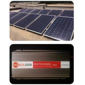 GOSOLGEN 1 kWp