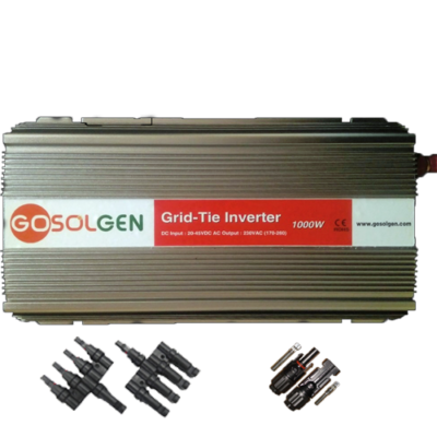 GOSOLGEN Inverter with mc4