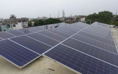 15KW at a School in Varanasi