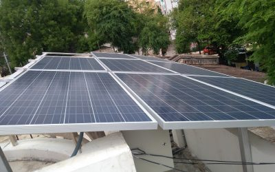 7.56kWp at Padmaraonagar, Hyderabad